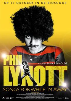 Phil Lynott, Songs For While I'm Away