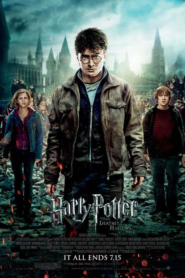 Harry Potter And The Deathly Hallows - Part 2 (OV)
