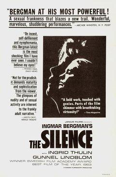 The Silence (Tystnaden)