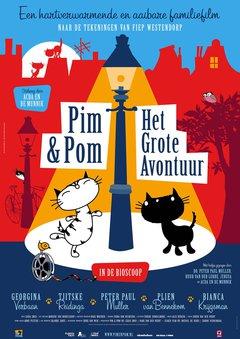 Pim & Pom: Het Grote Avontuur