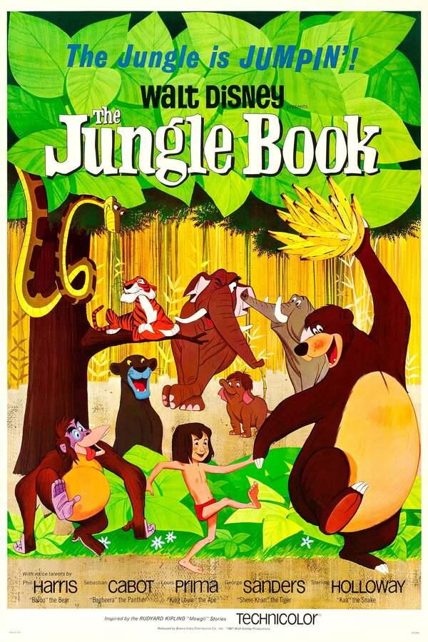 The Jungle Book (OV)