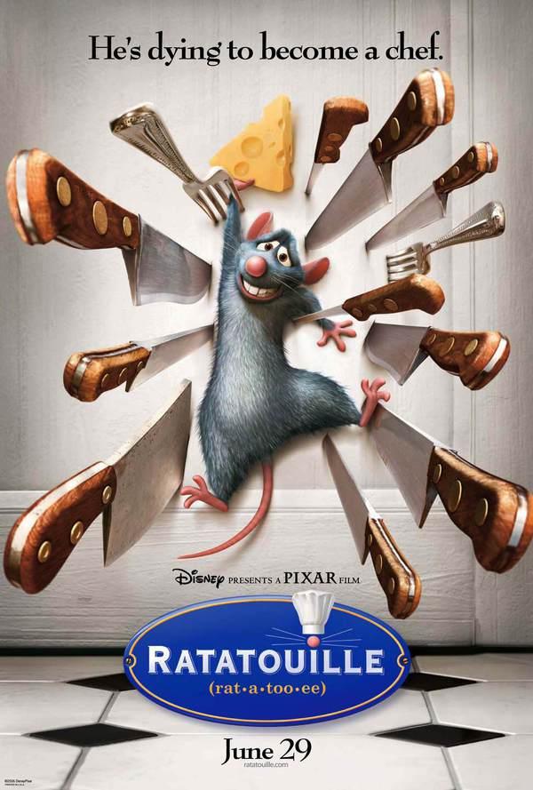 Ratatouille (OV)
