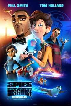 Spies In Disguise (OV)