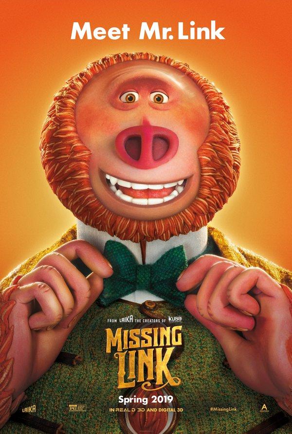 Missing Link (OV)