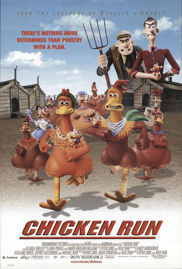 Chicken run (NL)