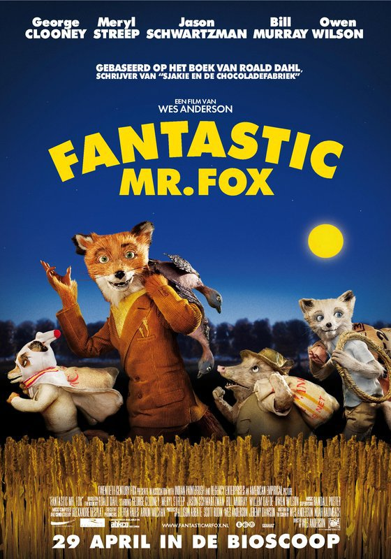 Fantastic Mr. Fox (OV)