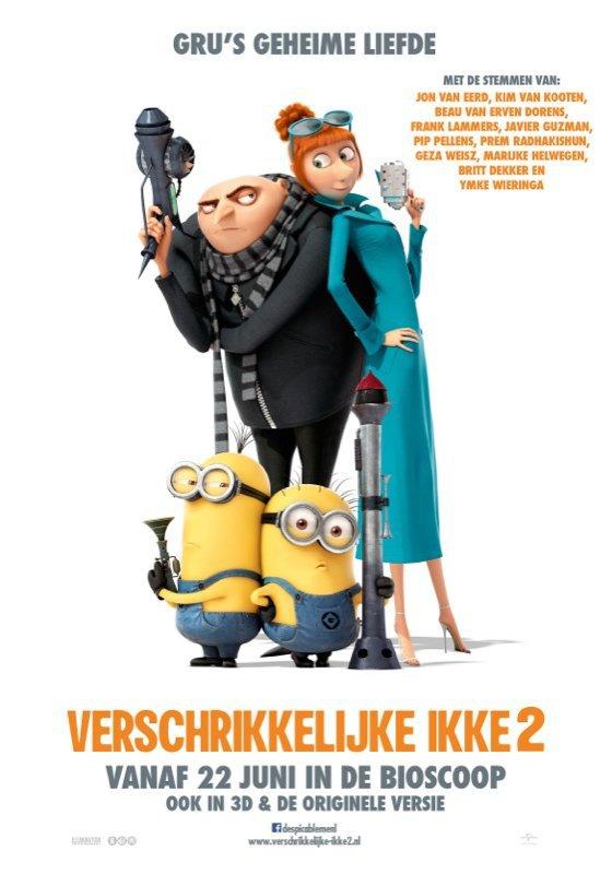 Despicable Me 2 (OV)