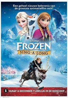 Frozen Sing-A-Long (NL)
