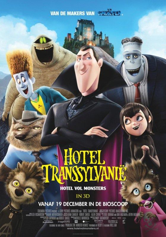 Hotel Transsylvanië: Hotel vol monsters (NL)