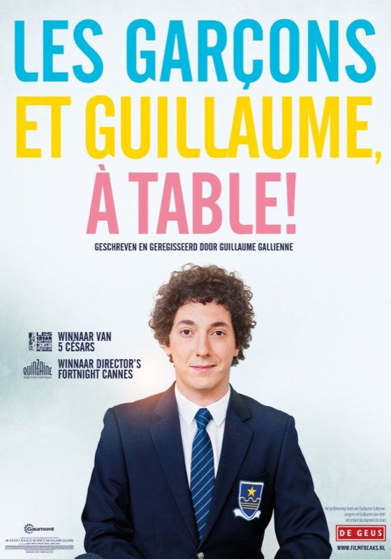Filmladder les gar ons et guillaume table - Guillaume et les garcons a table film complet ...